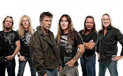 Iron Maiden Legacy Of The Beast European Tour 2018 Waldbühne Berlin