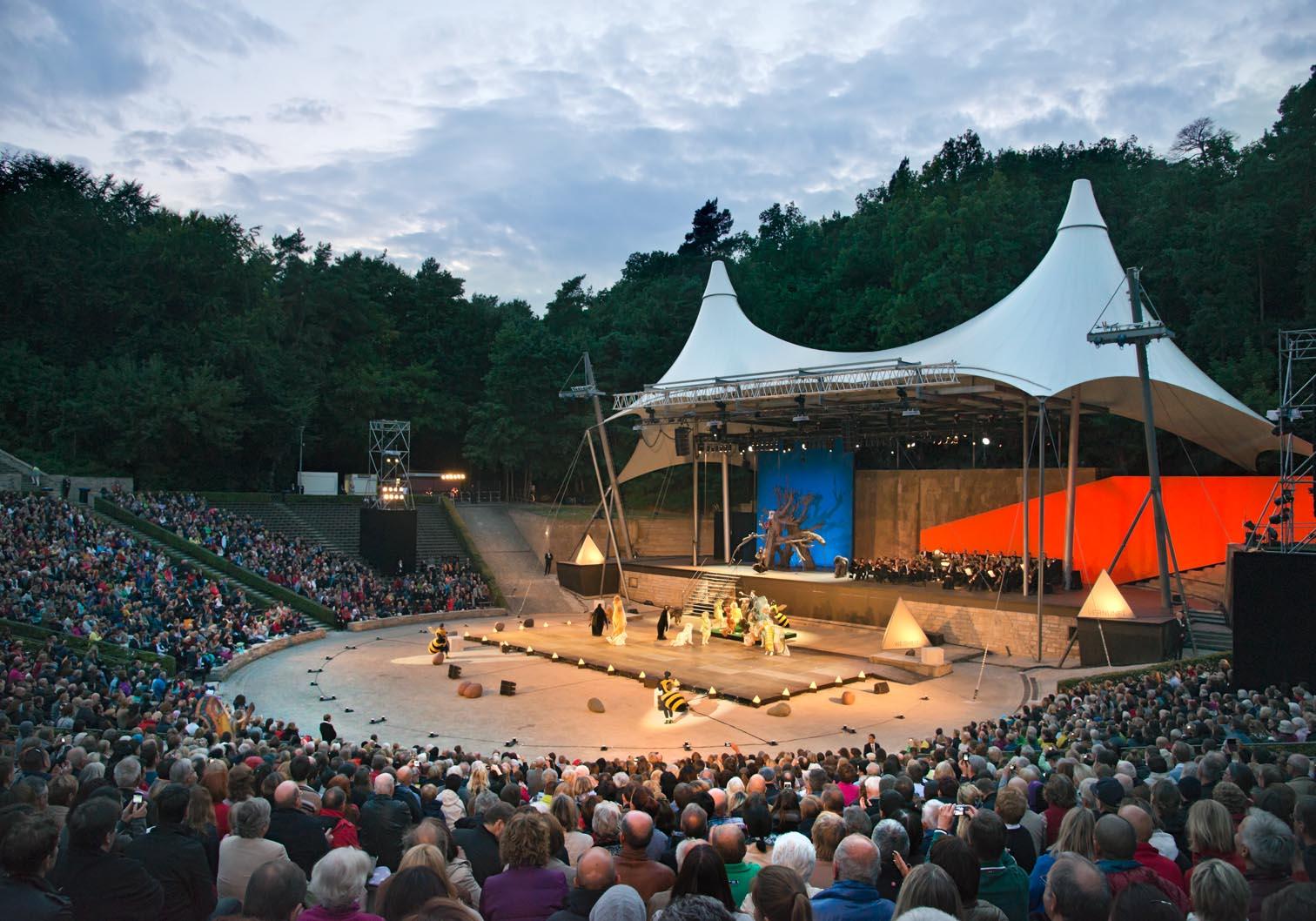 Waldbühne Berlin Programm